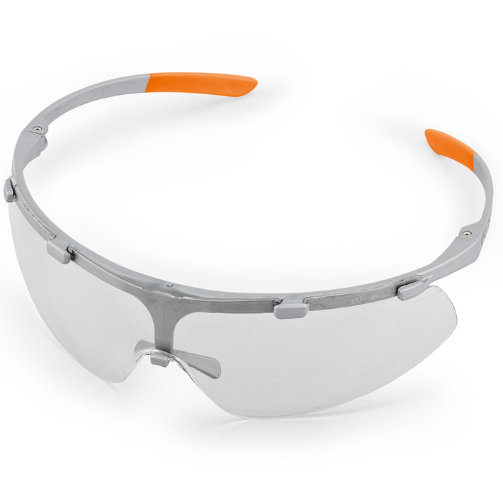 Lunettes de protection ADVANCE Super Fit claires