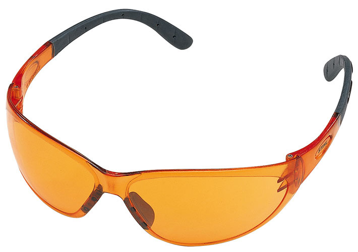 Lunettes de protection DYNAMIC Contrast orange